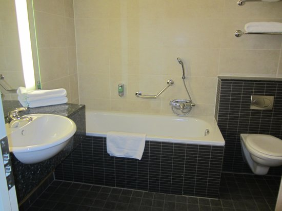 Grand Hotel Reykjavik: bathroom 343