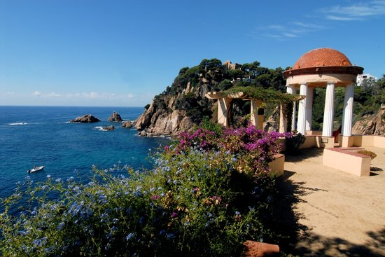Jard bot nic marimurtra picture of blanes costa brava for Hotel jardi barcelona