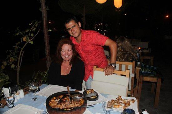 Sultan Garden Restaurant : wonderful service