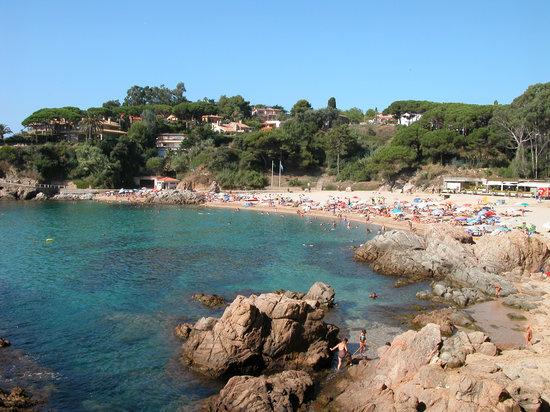 บลานส์, สเปน: Cala Sant Francesc