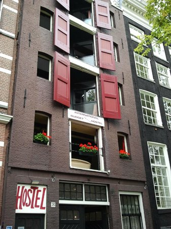 International Budget Hostel: Ansicht des Hostels