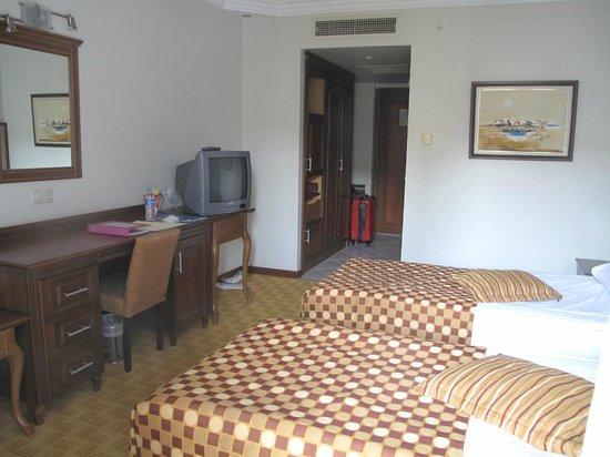Grand Haber Hotel : rummet