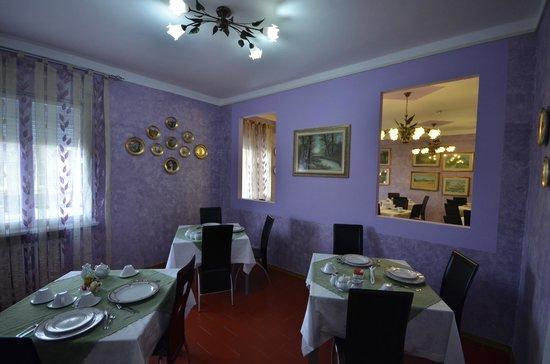 Hotel San Marco: sala colazione