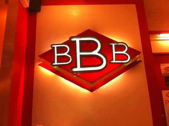 Big Better Burgers : Their Logo
