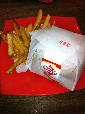 Big Better Burgers : Value Meal..