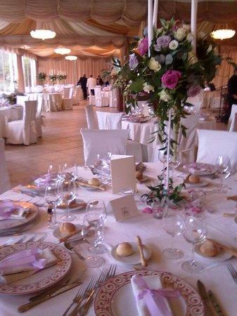 Castello di San Marco Charming Hotel & SPA : sala ricevimento