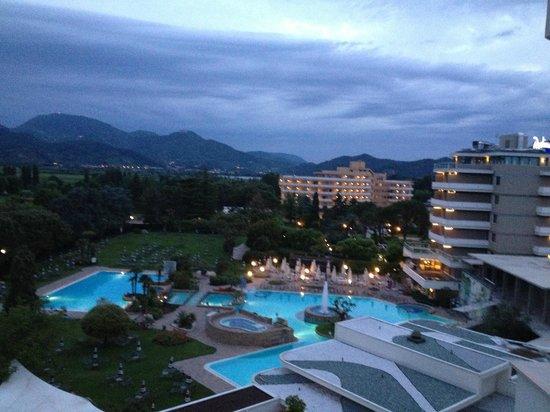 Radisson Blu Resort, Terme di Galzignano - Hotel Majestic: piscina