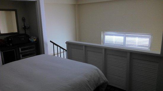 Bourbon Orleans Hotel : overlook