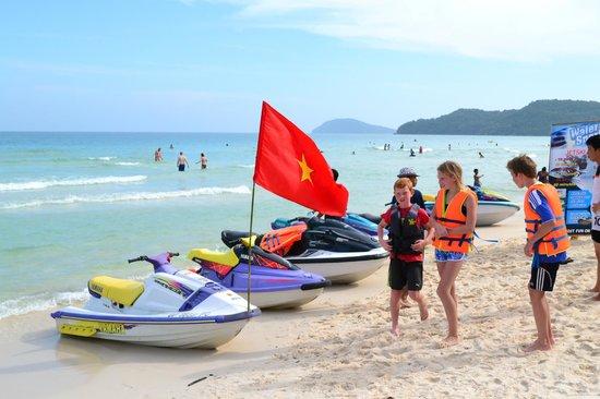 Phu Quoc Island, Vietnam: Jet Ski