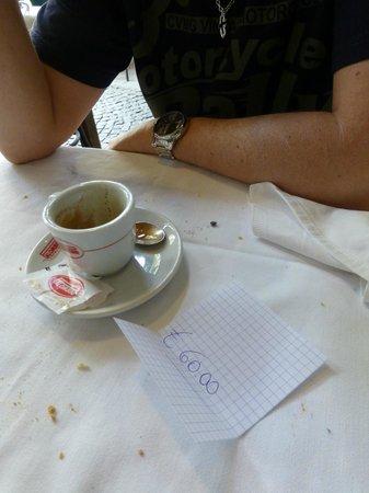 Sacrofano, Itália: conto?