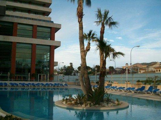 Apartamentos Levante Lux: piscina