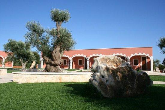Hotel Relais Antica Masseria: Panoramica delle suite