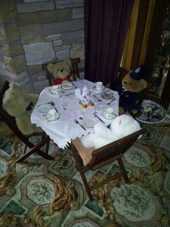 Swaledale Watch: Guest lounge