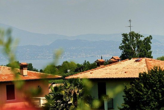 Park Residence Il Gabbiano: View from the room