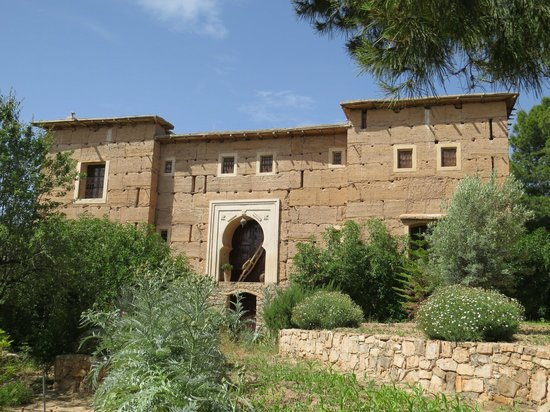 Kasbah Timdaf : The hotel
