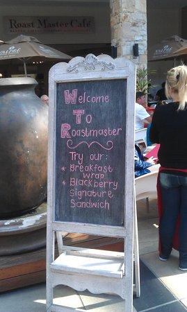 Roast Master Cafe': Specials