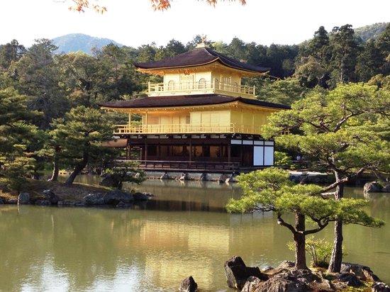 "Hotel Hokke Club Kyoto: la splendida ""pagoda d'oro"""