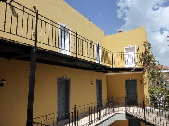Club Alla Turca: Room 126 (slightly left of middle)