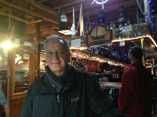 Rose & Crown Pub: Zona de Bar