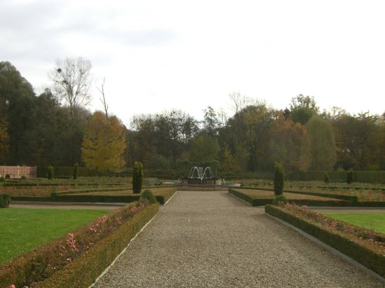 Kasteel Terworm: Gardens