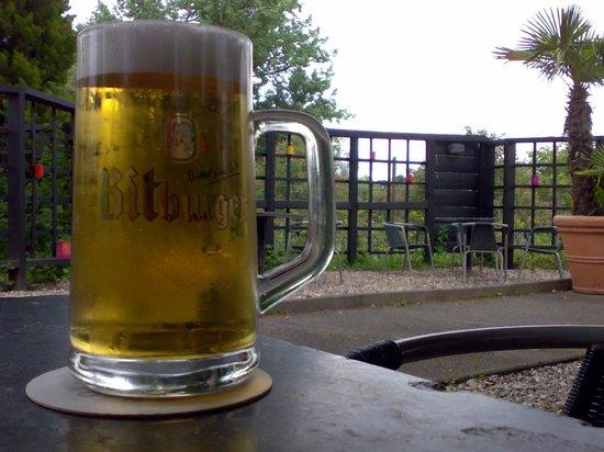 Rheingarten am Posttower: Gepflegtes Bier