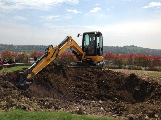 Diggerland: Full Size Diggers