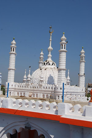 Kadapa, India: Ameen Peer Dargah Tomb