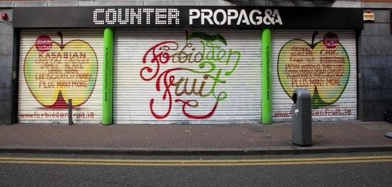 Counter Propaganda - Liffey Street, Dublin 1