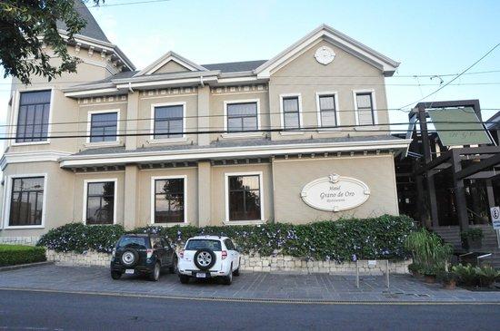 Hotel Grano de Oro San Jose: Vista hotel