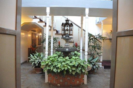 Hotel Grano de Oro San Jose: Jardin Interior