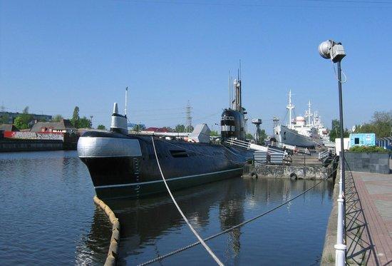 B-413 Submarine Museum