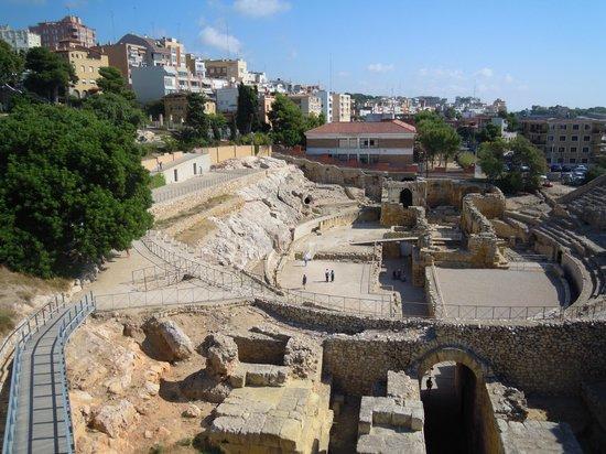Passeig Arqueològic: Прекрасная Таррагона