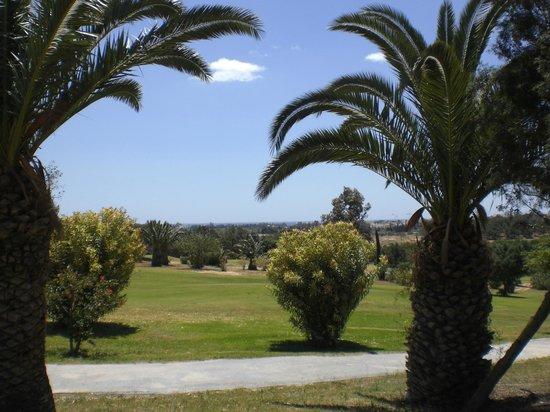 Golf Yasmine : Blick auf die Anlage