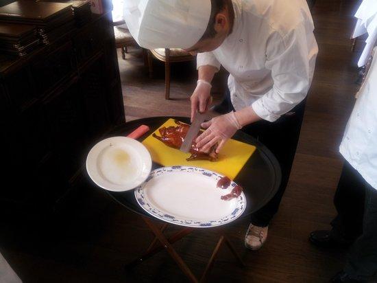 Zen China Restaurant: Authentic Pekin duck, best dish we sampled