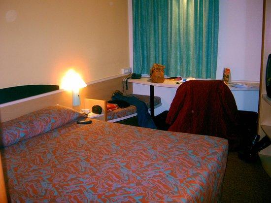 Ibis Evora: habitacion