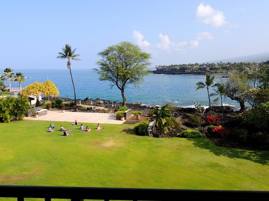 Sheraton Kona Resort & Spa at Keauhou Bay: Joga