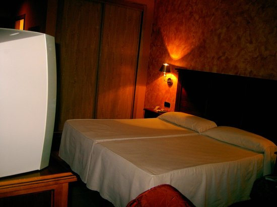 Hotel Ciudad del Jerte : habitacion