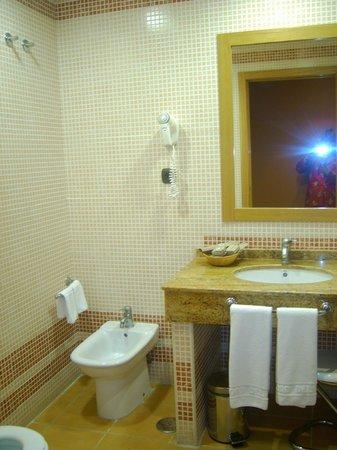 Hotel Ciudad del Jerte : baño