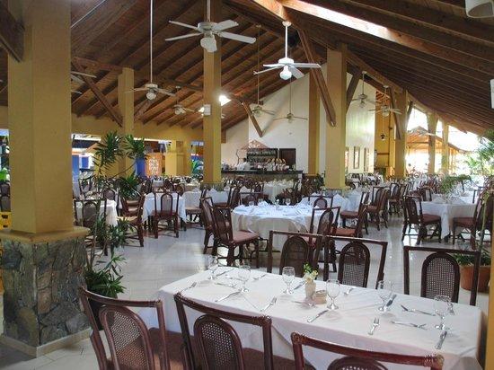 Grand Paradise Samana : Restaurant principal