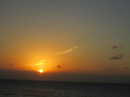 Cozumel's Condominios Marazul : Another gorgeous sunset