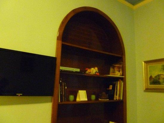 Al Duomo: La camera - La libreria