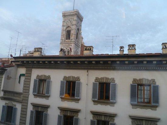 Al Duomo: Il panorama dalla nostra camera