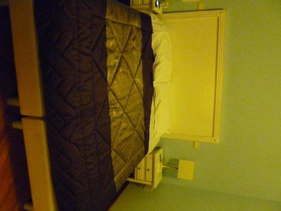 Al Duomo: La camera - il letto