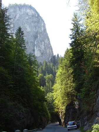 Bicaz Chei (canyon)
