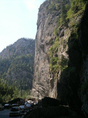 Bicaz Chei (canyon)