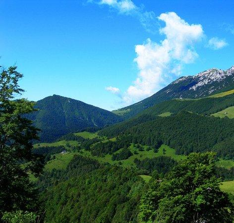 Rifugio Monte Baldo: Madonna della Neve
