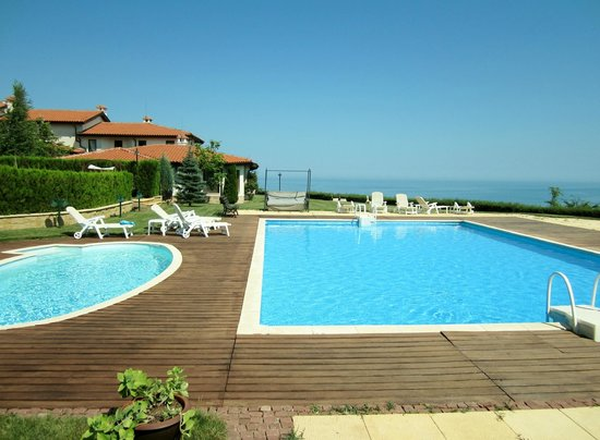 BlackSeaRama Golf & Villas : Poolbereich
