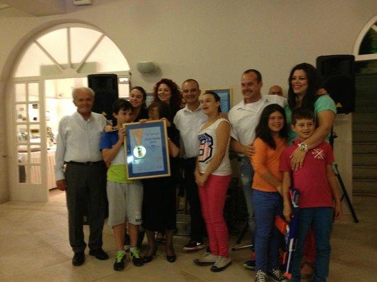 Valtos Beach & Gogozotos Residence: Thomson gold award 2012 presentation