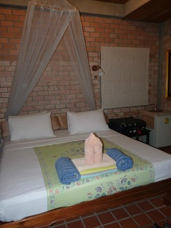 Seapines Villa Liberg: chambre 1