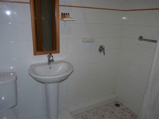 Seapines Villa Liberg: une salle de bain